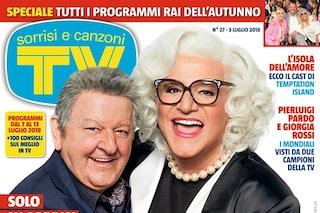 """Massimo Boldi e Christian De Sica 'amici come prima': """"Non abbiamo mai litigato, siamo ringiovaniti di 40 anni"""""""