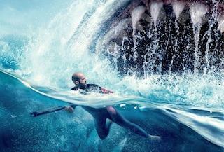 """Jason Statham in """"Shark – Il primo squalo"""" lotta contro il leggendario Megalodonte"""
