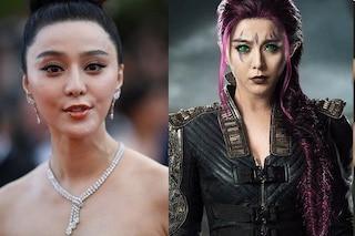"Fan Bingbing, star cinese di X-Men, ""scomparsa nel nulla"". C'entra forse un'indagine per evasione fiscale"