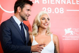 """A Star Is Born"" al Festival di Venezia, Lady Gaga: ""Come attrice corono un sogno"""
