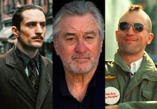 Robert De Niro compie 75 anni, la leggenda vivente nei suoi 10 migliori film