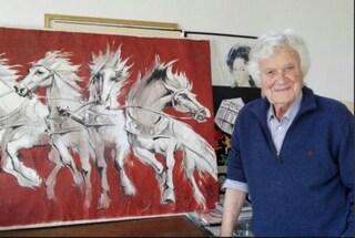 """Morto Silvano """"Nano"""" Campeggi, ha disegnato Hollywood con i suoi indimenticabili manifesti"""
