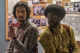 "Esce ""BlacKkKlansman"", il film di Spike Lee sull'infiltrato speciale del Ku Klux Klan"