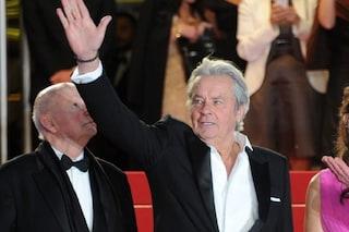 """Alain Delon dà l'addio alle scene a 82 anni: """"Non farò il film di troppo"""""""