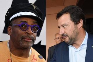 """Spike Lee: """"Matteo Salvini è pericoloso, in Italia ci sono già stati Benito Mussolini e il fascismo"""""""