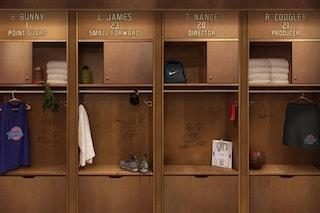 Space Jam 2, la prima foto ufficiale pubblicata da LeBron James