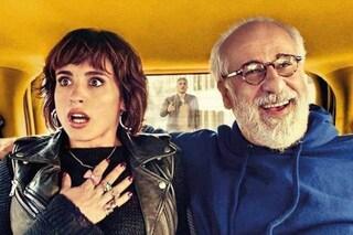 """Curiosità """"Lasciati andare"""": Toni Servillo nel film indossa delle pance finte"""