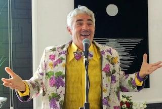 """Biagio Izzo è """"Achille Tarallo"""", un autista di bus che sogna di diventare cantante"""