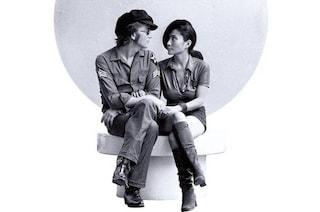 """Al cinema per tre giorni """"Imagine"""", il docufilm cult di e con John Lennon e Yoko Ono"""