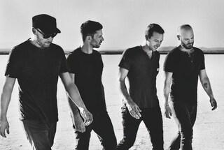 """""""Coldplay - A Head Full Of Dreams"""" al cinema, viaggio inedito in 20 anni di storia della band"""