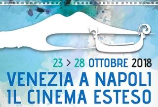 """Il programma completo di """"Venezia a Napoli. Il cinema esteso"""" edizione 2018"""
