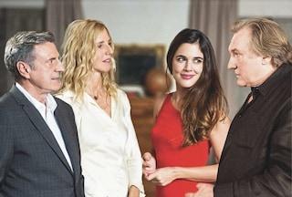 """Esce """"Sogno di una notte di mezza età"""", la commedia di e con Daniel Auteuil e Gérard Depardieu"""