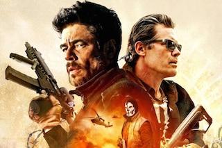 """Benicio del Toro e Josh Brolin protagonisti di """"Soldado"""", l'esordio americano di Stefano Sollima"""
