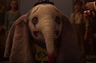 Dumbo di Tim Burton, il nuovo trailer italiano emoziona grandi e piccini