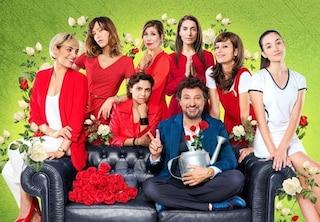 """Leonardo Pieraccioni torna al cinema con """"Se son rose"""", commedia tutta al femminile"""