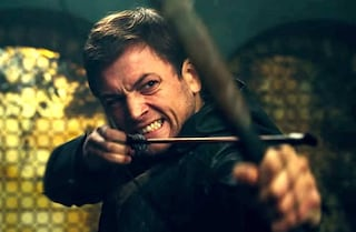 """Taron Egerton star di """"Robin Hood – L'origine della leggenda"""", prodotto da Leonardo DiCaprio"""