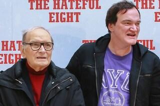 """Ennio Morricone furioso: """"Mai detto che Quentin Tarantino è cretino, intervista inventata"""""""