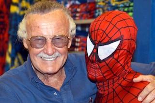 È morto Stan Lee, il papà dei più amati supereroi Marvel aveva 95 anni