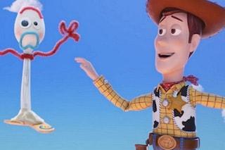 Toy Story 4, Woody senza Fabrizio Frizzi: la voce è di Angelo Maggi nel teaser italiano