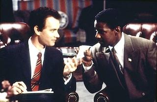 """L'emozionante """"Philadelphia"""", con Tom Hanks e Denzel Washington, usciva 25 anni fa"""