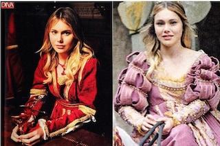 """Jasmine Carrisi, figlia di Al Bano e Loredana Lecciso, diventa attrice in """"La dama e l'ermellino"""""""