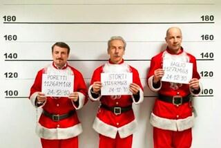 """Curiosità """"La Banda dei Babbi Natale"""": Mina, fan del trio protagonista, canta 4 brani del film"""