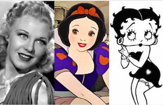 "Curiosità ""Biancaneve e i sette nani"": la Principessa fu ispirata a Betty Boop e Ginger Rogers"