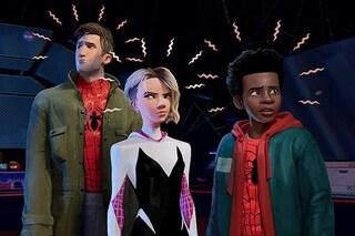 Spider-Man: Un nuovo universo, il film d'animazione sull'Uomo Ragno in sala a Natale