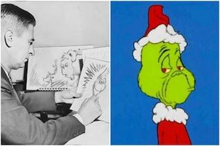 La vera storia de 'Il Grinch', chi era nella realtà e come diventò di colore verde