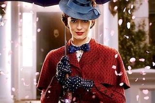 """Tutto su """"Il ritorno di Mary Poppins"""", l'atteso sequel Disney con Emily Blunt"""