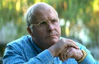 """Christian Bale è Dick Cheney in """"Vice – L'uomo nell'ombra"""", plurinominato film di Adam McKay"""