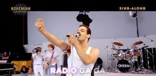 """Bohemian Rhapsody Sing along"" anche in Italia, i successi dei Queen al cinema in versione karaoke"