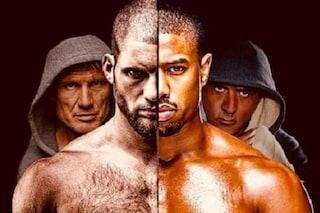 """""""Creed II"""" stravince il box office, grande successo per il film con Sylvester Stallone"""