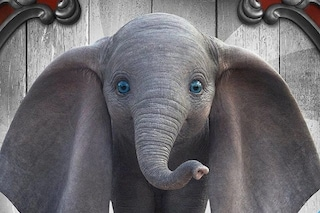 I poster ufficiali del Dumbo di Tim Burton