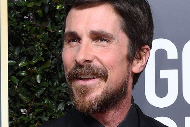 Christian Bale ringrazia Satana per la vittoria del Golden Globe