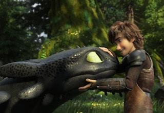 """Hiccup e Sdentato tornano in """"Dragon Trainer: il Mondo Nascosto"""", terzo capitolo della saga animata"""