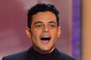 """Rami Malek: """"Come sono diventato attore? Attaccando la foto ai cartoni delle pizze che consegnavo"""""""