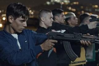 """""""La paranza dei bambini"""", il trailer del film tratto dal romanzo di Roberto Saviano"""