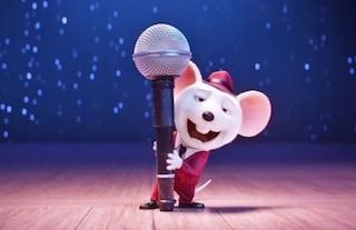 """Curiosità """"Sing"""": Il topo Mike è ispirato al grande Frank Sinatra"""