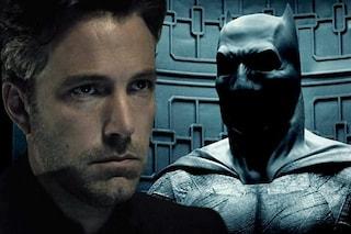 Ben Affleck lascia ufficialmente Batman, il prossimo potrebbe essere Robert Pattinson