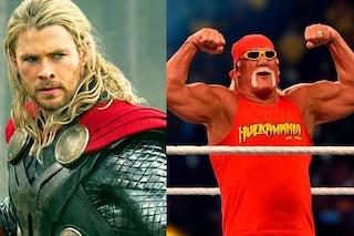 Chris Hemsworth da Thor a Hulk... Hogan, l'attore sarà il noto wrestler in un film biografico