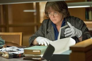 """Melissa McCarthy biografa truffatrice in """"Copia originale"""", candidato a tre Oscar"""