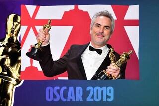 """Alfonso Cuarón Miglior regista agli Oscar 2019 per """"Roma"""""""