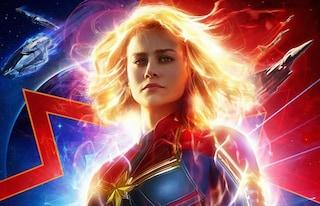 """Tutto su """"Captain Marvel"""", l'atteso film con protagonista il premio Oscar Brie Larson"""