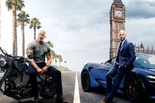 Hobbs & Shaw, il primo irresistibile trailer dello spin off di Fast & Furious