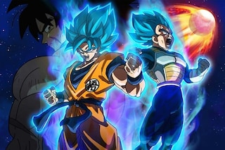"""""""Dragon Ball Super: Broly"""" sbarca nei nostri cinema a partire dal 28 febbraio"""