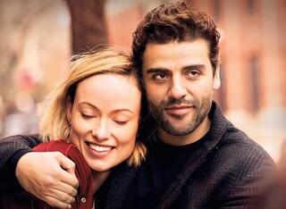 """Oscar Isaac e Olivia Wilde innamorati persi in """"La vita in un attimo"""", diretto da Dan Fogelman"""