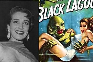 Morta Julie Adams, star dell'horror cult 'Il mostro della laguna nera'