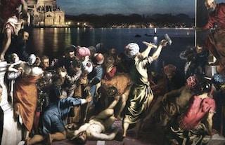 """Esce """"Tintoretto. Un ribelle a Venezia"""", il documentario sull'artista narrato da Stefano Accorsi"""