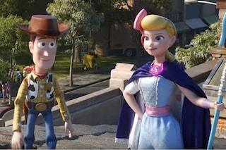 Toy Story 4, il trailer del SuperBowl conferma Angelo Maggi come voce di Woody dopo Fabrizio Frizzi